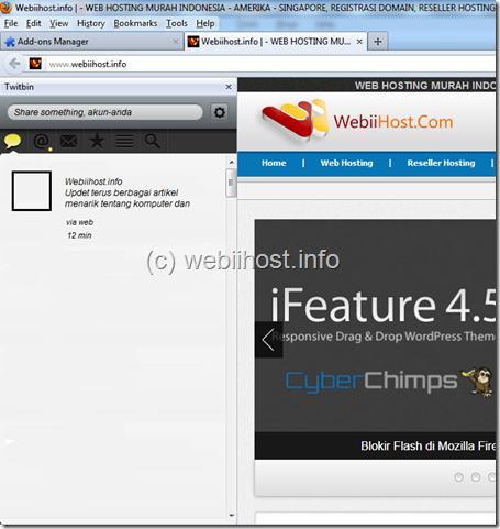 Gambar 6- webiihost.info, hosting murah  Indonesia - Amerika - Singapore, Registrasi Domain, Reseller Hosting -