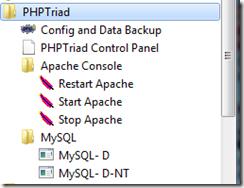 PHPTriad5