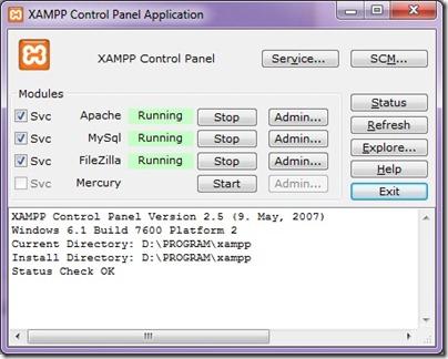XAMPP12