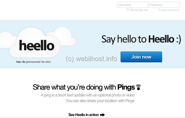 Heello Login Webiihost   Cara Membuat Akun Di Heello