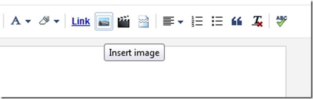 menu insert image
