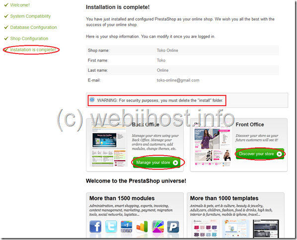 Gambar 7 - webiihost.info, hosting murah  Indonesia - Amerika - Singapore, Registrasi Domain, Reseller Hosting -